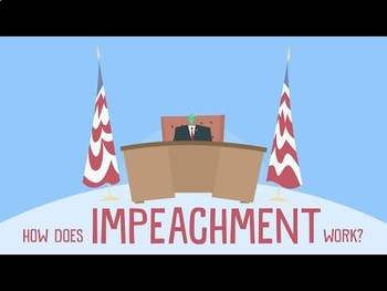 TED Ed: How Does Impeachment Work Video Quiz
