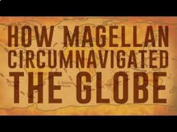 TED Ed: How Magellan  Circumnavigated the Globe  Video Quiz