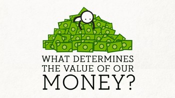 TED Ed: What Gives A Dollar Bill its Value? Video Quiz