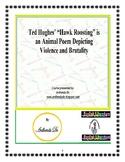 """Ted Hughes' """"Hawk Roosting"""" is an Animal Poem"""