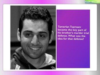 Terrorists ~ Kaczynski ~ McVeigh ~ Tsarnaev  ~ Home Grown Terrorism ~ 84 Slides
