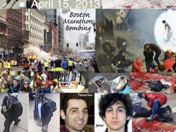 Kaczynski McVeigh Tsarnaev - Home Grown Terrorists - 84 Slides