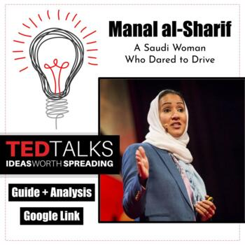 Ted Talk: A Saudi Woman Who Dared to Drive, Manal al-Sharif