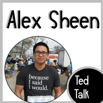 Ted Talk: Alex Sheen