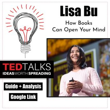 Ted Talk: How Books Can Open Your Mind, Lisa Bu
