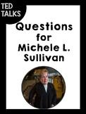 Ted Talk: Michele L. Sullivan