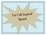 Ted Talk Speech