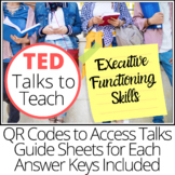 Ted Talks to Teach Executive Functioning Skills: Distance