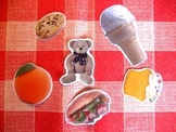 Teddies Picnic Counting Game. Colorful Numbers Numeracy Ma
