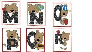 Teddy Bear ABC