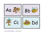 Teddy Bear ABC Flashcards
