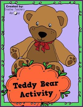 Teddy Bear Activity