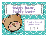 Teddy Bear: Beat and Rhythm Charts