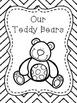 Teddy Bear Class Book Writing FREEBIE