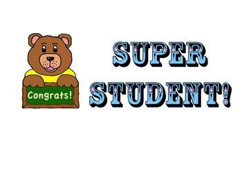 Teddy Bear Classroom Management Student Behavior Clip Chart