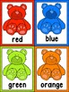 Teddy Bear Color Posters And Cards