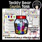 Teddy Bear Counter Toss