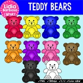 Teddy Bear Counters { Clip Art for Teachers }