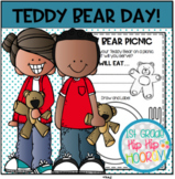 Teddy Bear Day...Craft and Activities