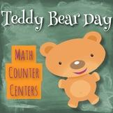 Teddy Bear Day Math Centers