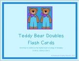 Teddy Bear Doubles Flashcards