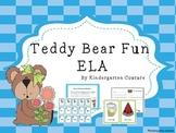 Teddy Bear ELA