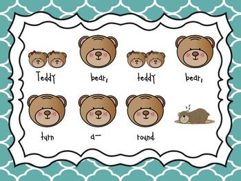 Teddy Bear: A song to teach ta-rest (Z) and do