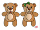 Teddy Bear Expressive and Receptive Language Packet--w/ Data Collection!