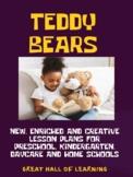 Teddy Bear Lesson Plans