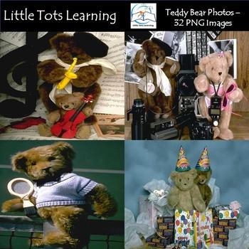 Teddy Bear Photos - Teddy Bears for Celebrations - Commercial Use