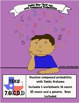 Teddy Bear Pick-nic with Compound Probability