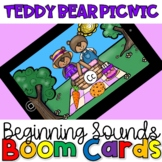 Initial(Beginning) Sounds Activity- Boom Cards