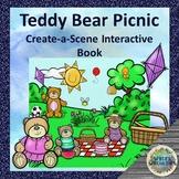 Teddy Bear Picnic Create-a-Scene Interactive Book