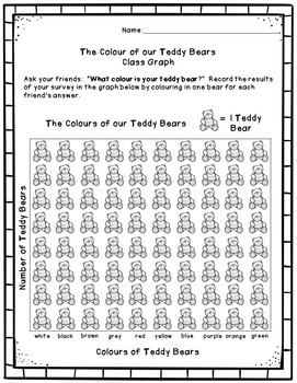 Teddy Bear Picnic Math Pack (Differentiated Numeracy Activities)