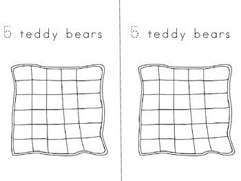 Teddy Bear Picnic Printables
