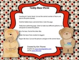 Teddy Bear Picnic Printables