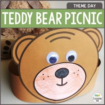 Teddy Bear Picnic Theme Day Activities By The Classroom Hub