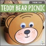 Teddy Bear Picnic Theme Day Activities