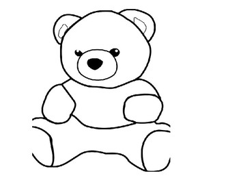 Teddy Bear Picture Pack