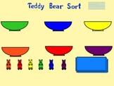 Teddy Bear Sorting