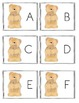 Teddy Bear Themed Alphabet Read and Write the Room