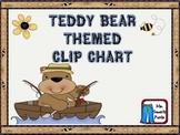 Teddy Bear Themed Clipchart Signs