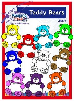 Teddy Bears Clipart