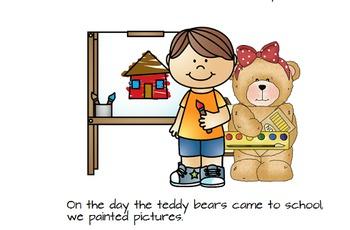 Teddy Bears Literacy Activities