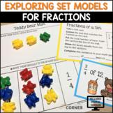 Exploring Set Models for Fractions