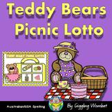 Teddy Bears Picnic Lotto