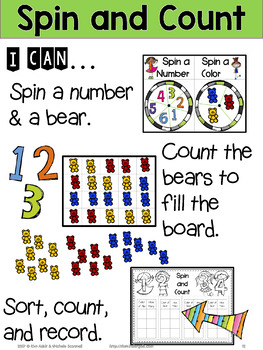 Counting Bears by Kim Adsit and Michele Scannell