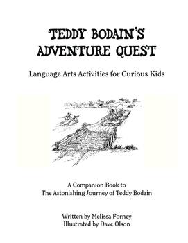 Teddy Bodain's Adventure Quest: E-Book