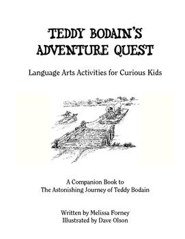Teddy Bodain's Adventure Quest: E-Book