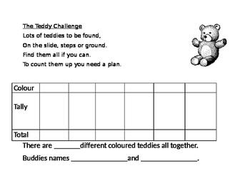 Teddy Challenge